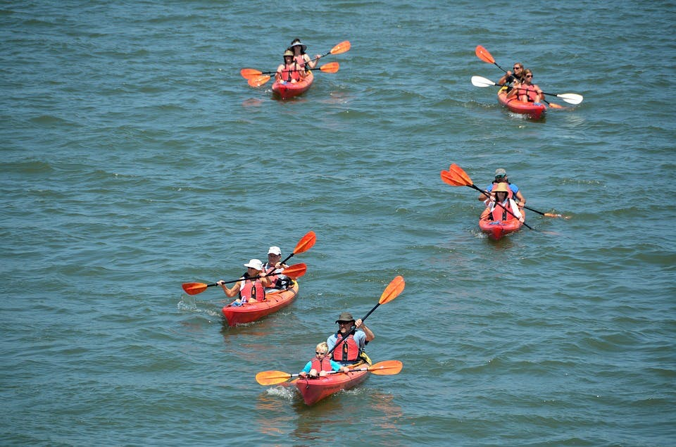 Kayak Tours in Milwaukee