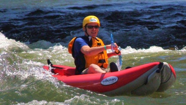 Inflatable Kayak Rental Image 1