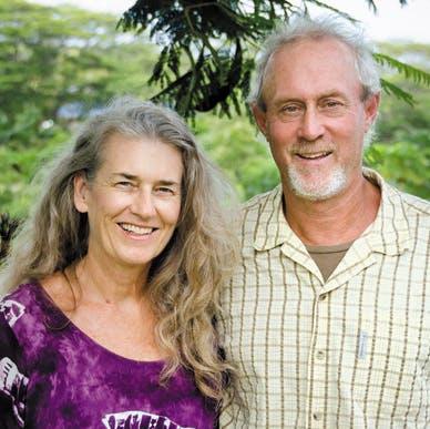 Bill & Lucinda Robertson