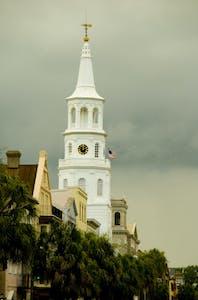 St. Michaels church in Charleston