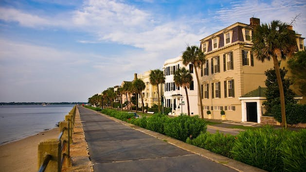 Charleston History Tour Image 1