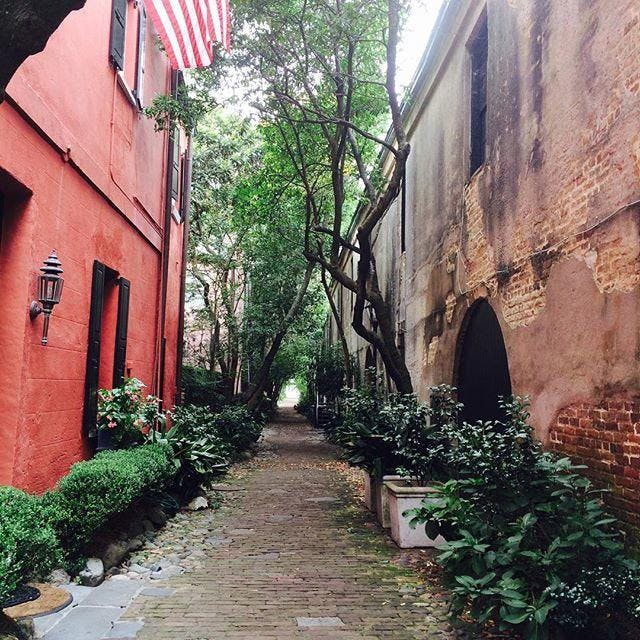 Charleston's Alleys and Hidden Passages Image 1