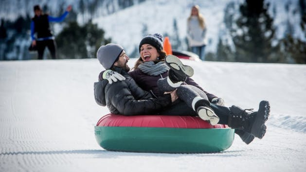 Couple tubing