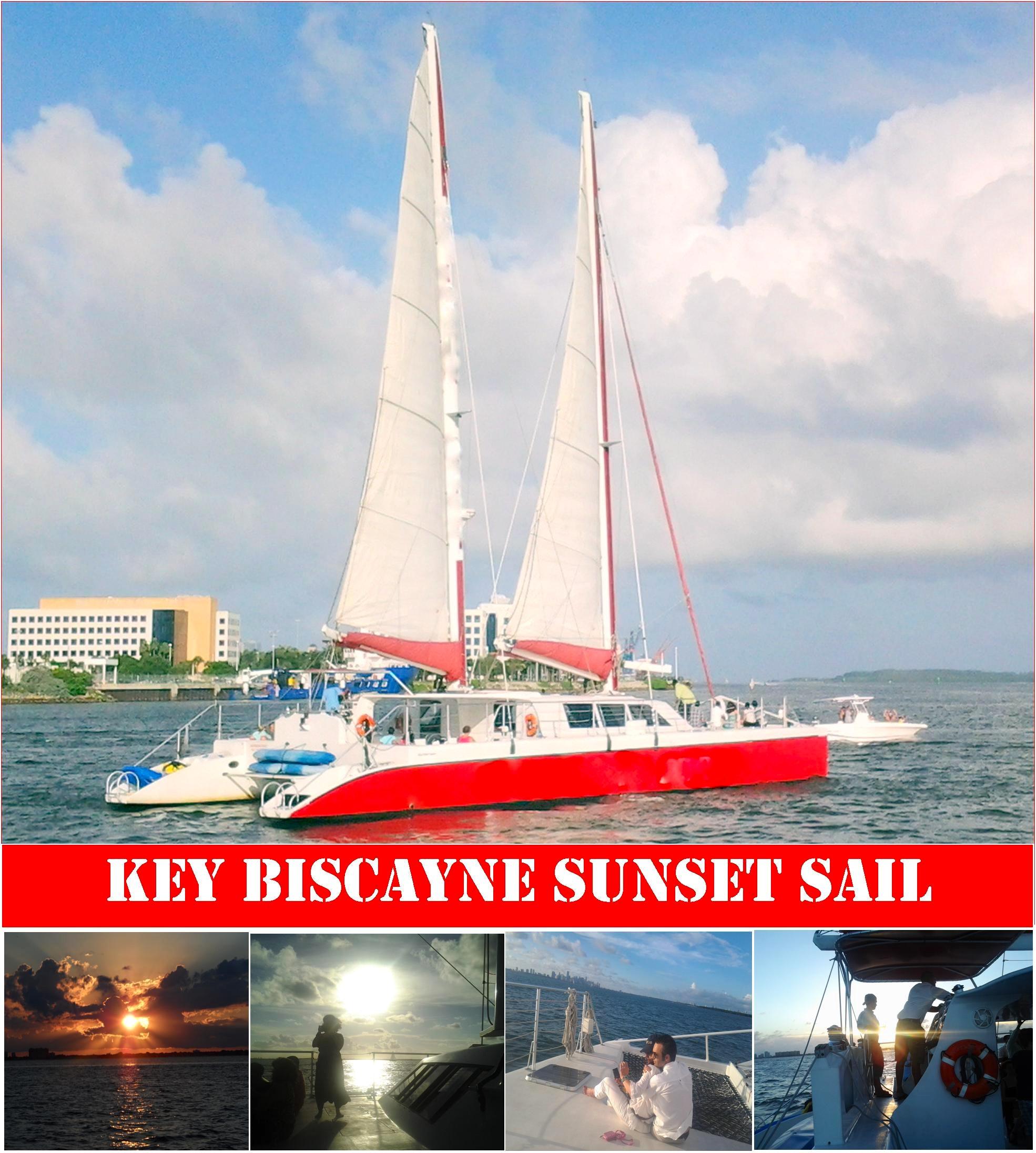 Key Biscayne Sunset