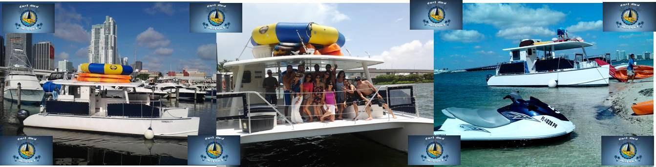 Trank Boat
