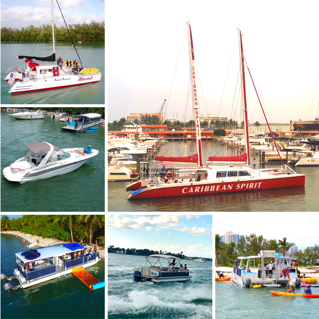 Charter Boats in Miami