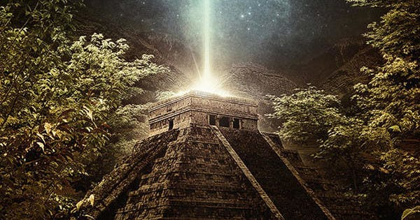 Mysterious Temple Out Of Time Escape