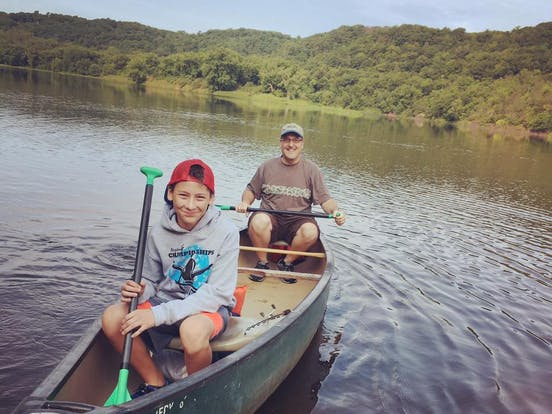 Riverwood Canoe & Kayak Rentals on the St  Croix River