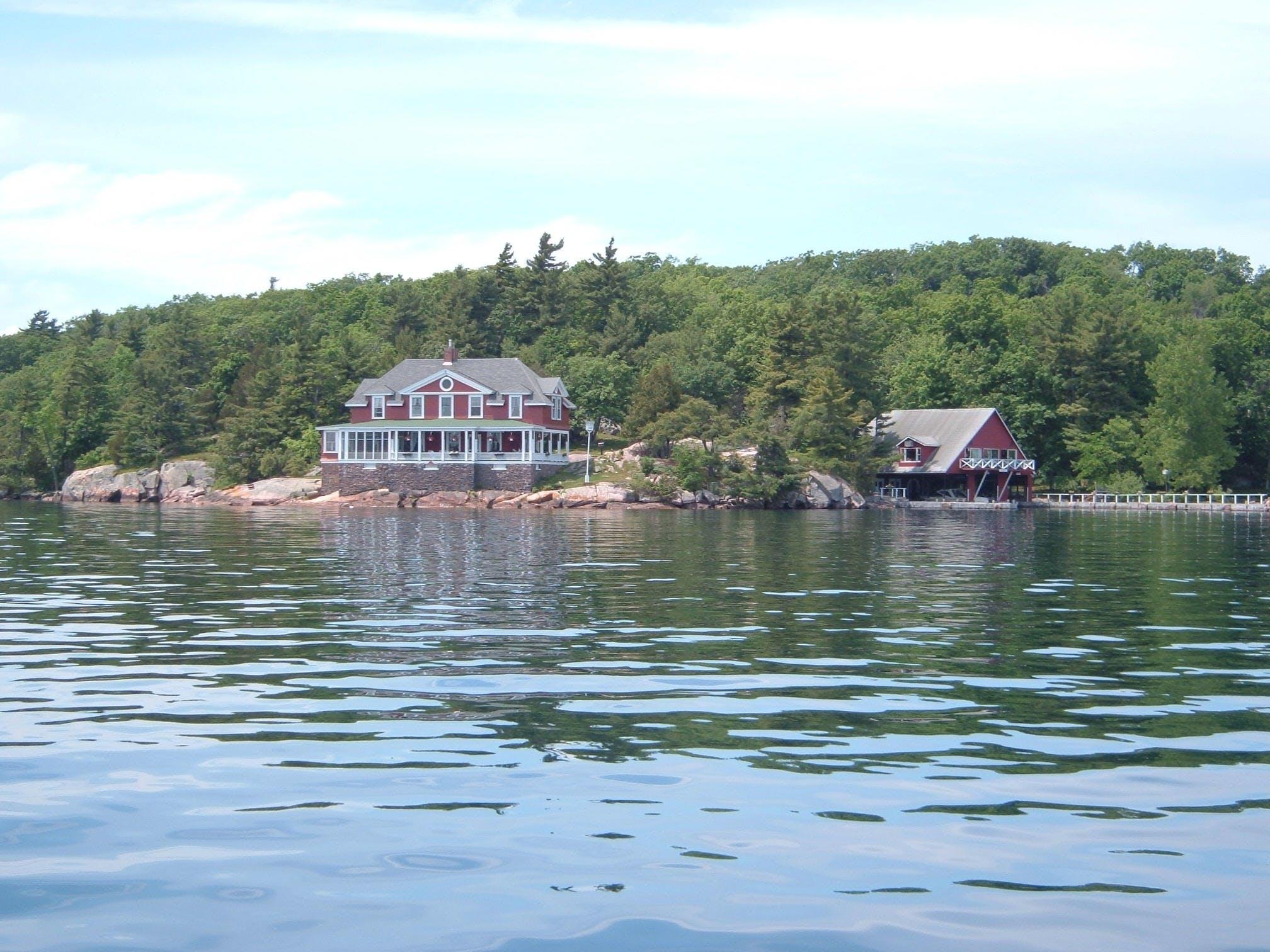 Weddings Clayton Island Tours