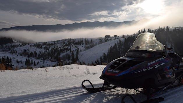 Snowmobile Tours Image