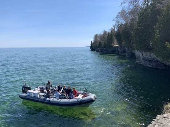 Door County Boat Tours Shipwreck Amp Lighthouse Boat Tours