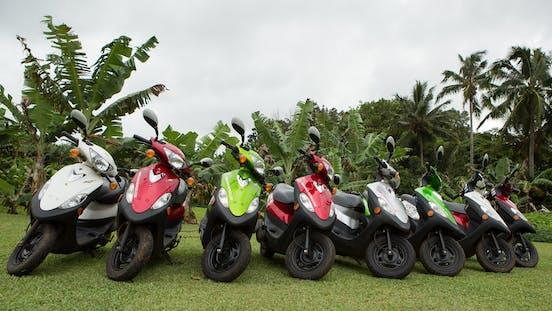moped mechanics watford