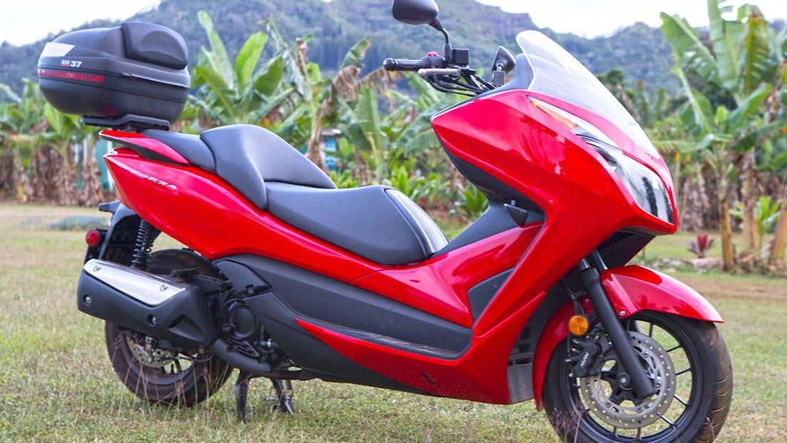 Compare All Vehicles   Kauai Mopeds