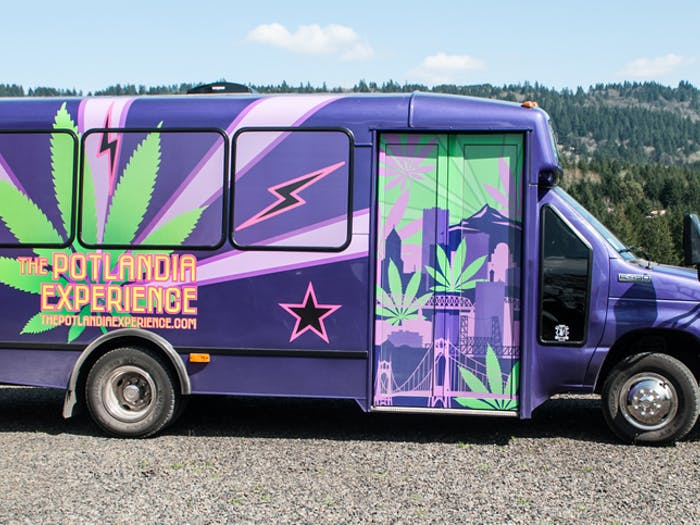 The Potlandia Experience Consumption Bus