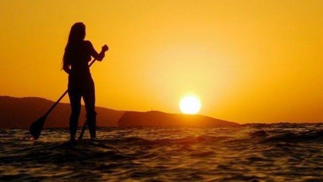 Sunrise Stand up Paddle Tour
