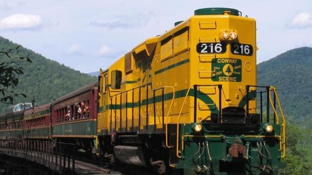 Conway Scenic Train