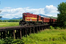 Conway Scenic Valley Train
