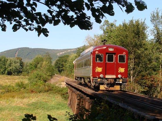 Budd Rail Diesel Car the Millie