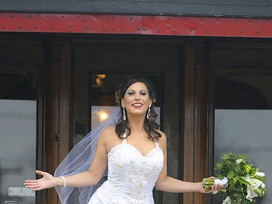 Conway Railroad Bride