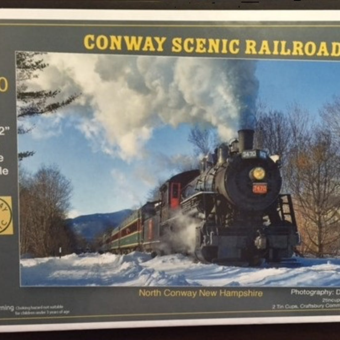 Gift Shop | Conway Scenic Railroad