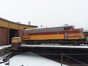 April 2018 | Conway Scenic Railroad