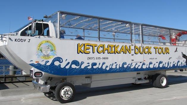 Ketchikan Duck Tours