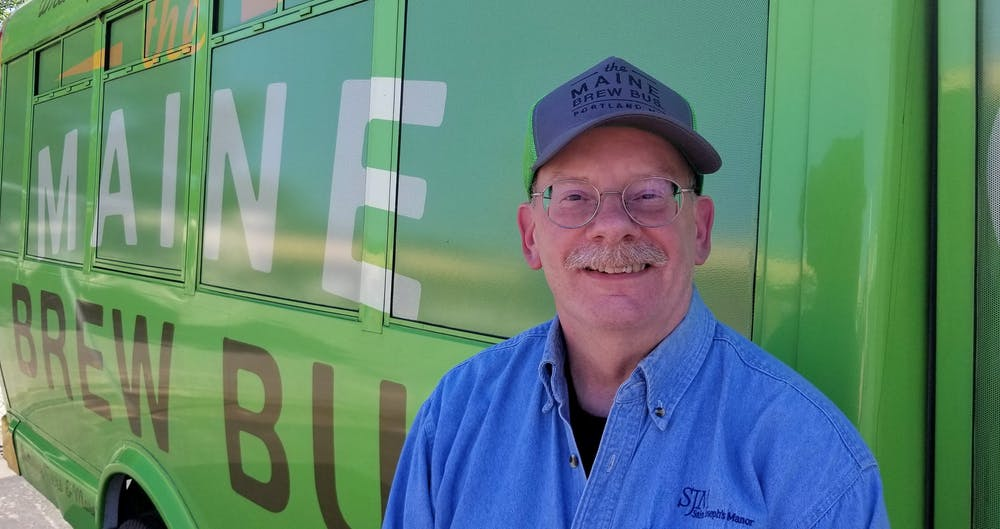David Chick Named Staff Photographer | The Maine Brew Bus