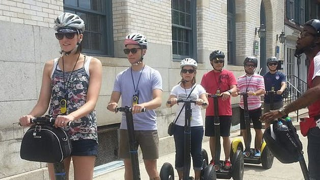 Segway Adventure of Philadelphia