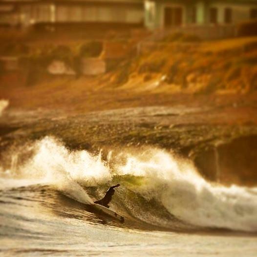 Rail Surfing