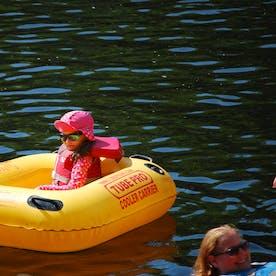 Adirondack Adventure Center   River Tubing and Treetop