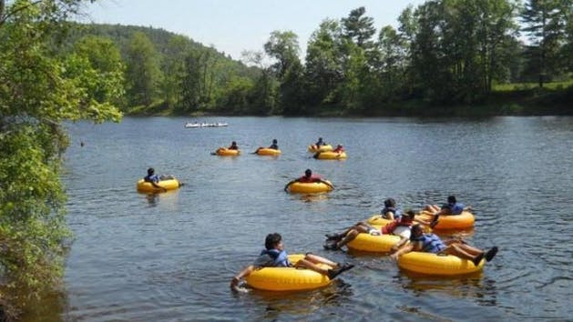 Tubing Groups