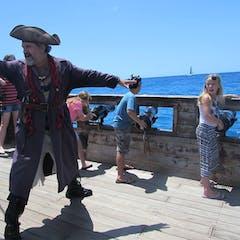 Pirate Daytime Cruise Hawaii Pirate Ship Adventures - Pirate ship cruise hawaii