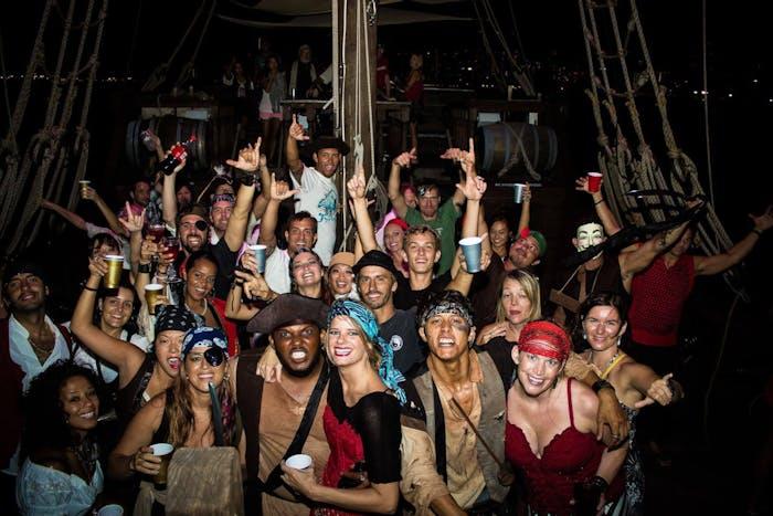 Pirate Dance Cruise BYOB Hawaii Pirate Ship Adventures - Pirate ship cruise hawaii